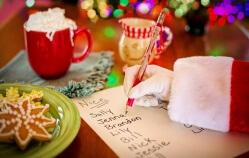 Biznes – listy od świętego Mikołaja